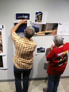 Color Tests for Denver Art Museum Exhibit