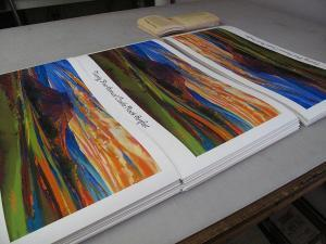 stack of giclee 2 300x225 Giclee Art Printing
