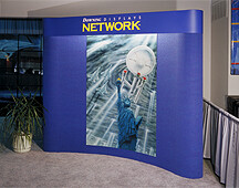 network Trade Show Displays