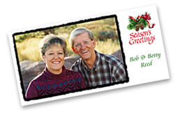 Custom Photo Greeting Cards