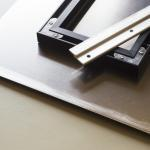 Every edge is carefully hand burnished to ensure the metal print is safe for you and your buyers to handle.