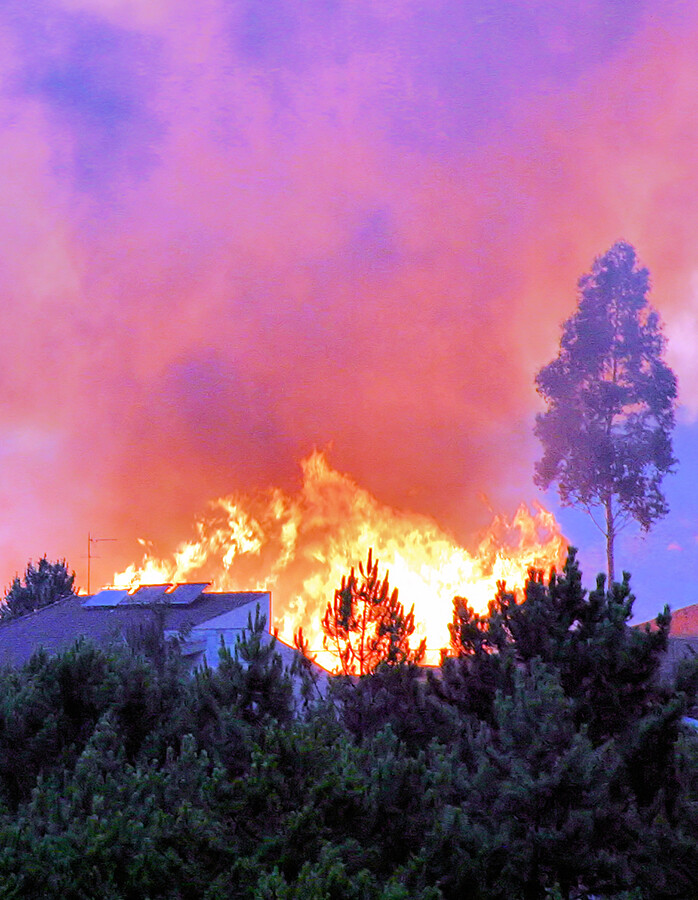 Are Your Photos Ready to Survive Wildfires and Severe Weather?